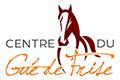 Le Gué de Frise – Centre équestre – Séjours vacances – Classes découvertes Logo